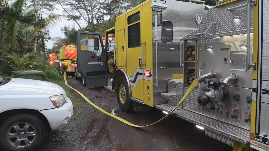 VIDEO: Hawaii Fire Department Has Council Review