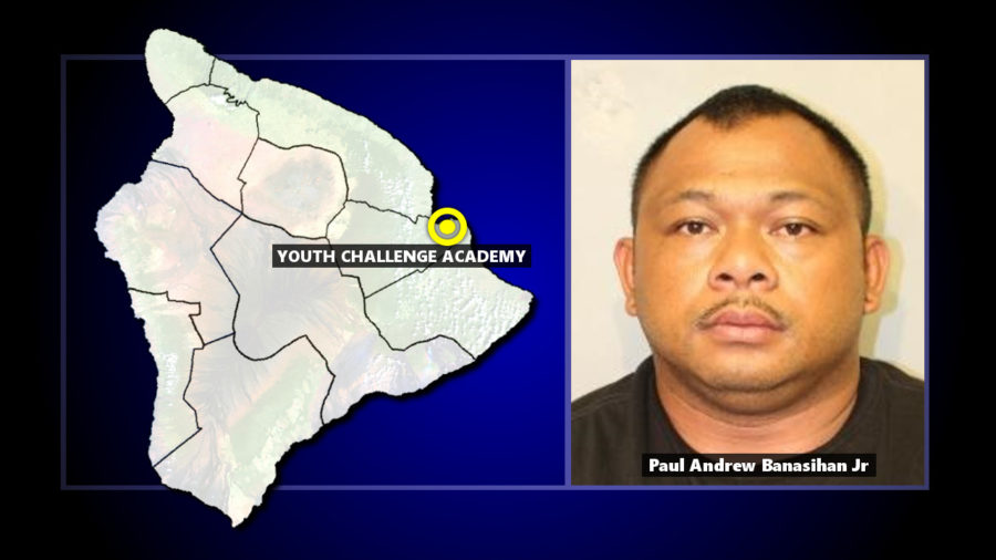 Man Charged In Alleged Sex Assault At Hilo Youth Program