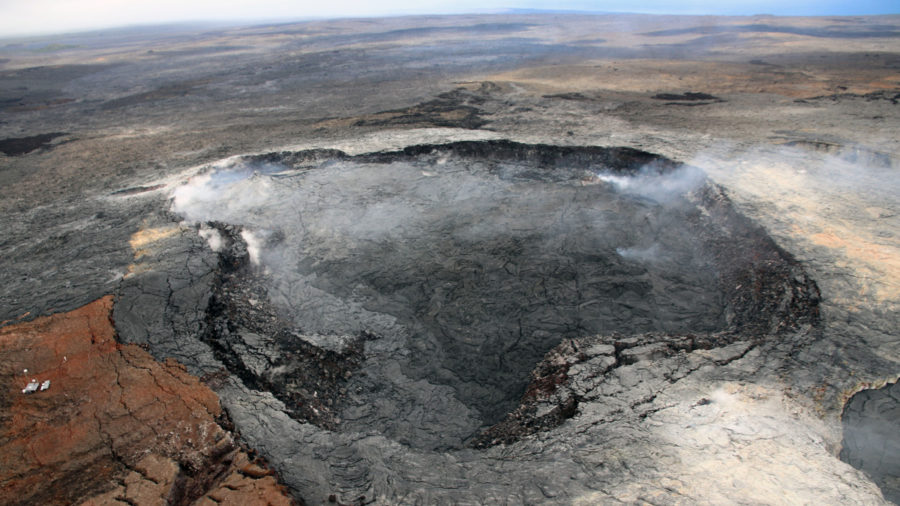 VOLCANO WATCH: Busy Time At Kilauea Summit, East Rift Zone