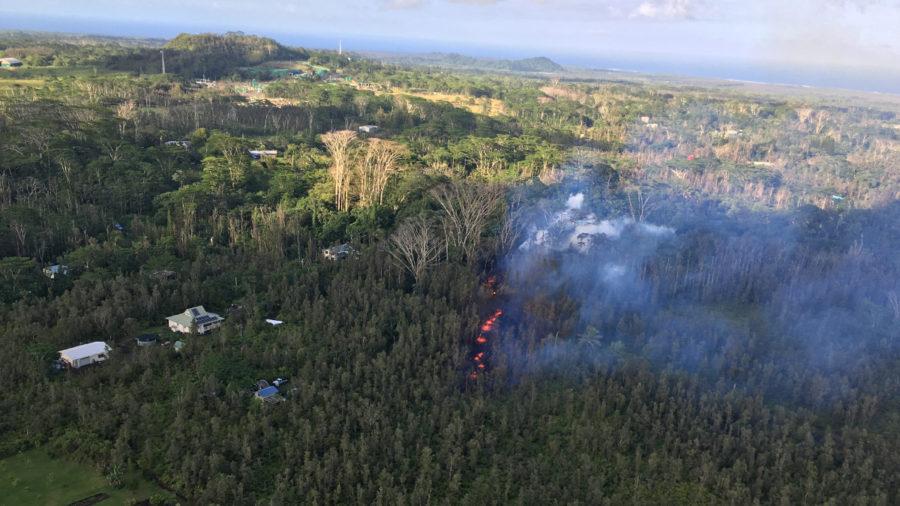 Scientists Track Leilani Estates Lava Eruption