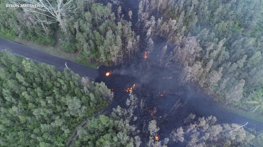 VIDEO: Lava Update for Thursday at 10 pm