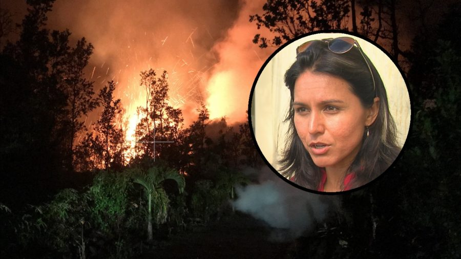 VIDEO: Rep. Tulsi Gabbard On Hawaii Eruption Response