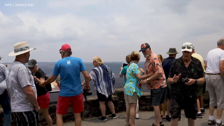 VIDEO: Earthquakes Shake Visitors, Close Hawaii Volcanoes National Park