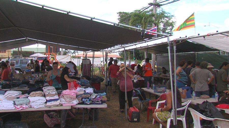 VIDEO: Puna Community Pulls Together