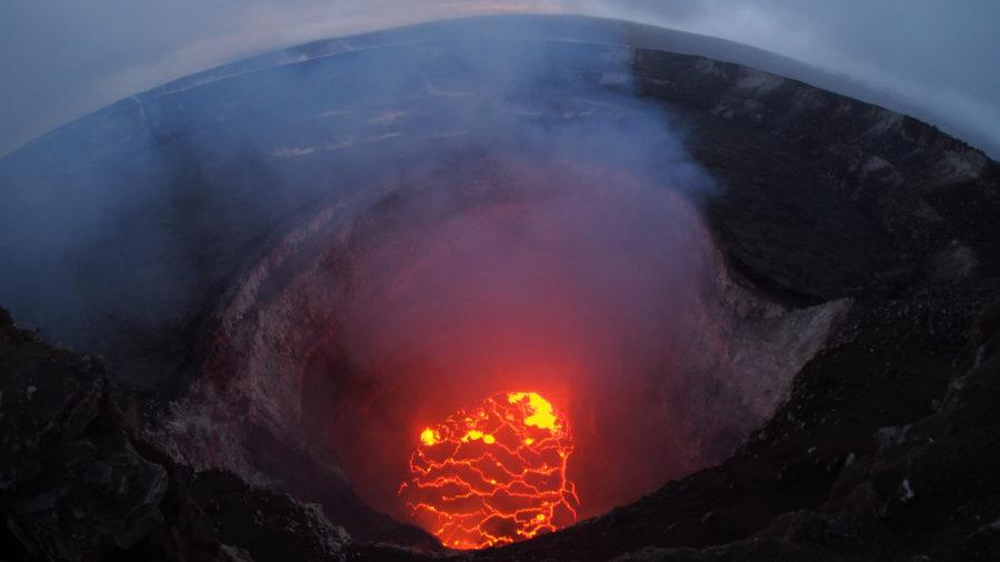 VIDEO: New Volcanic Activity Notice Concerning Kilauea Summit