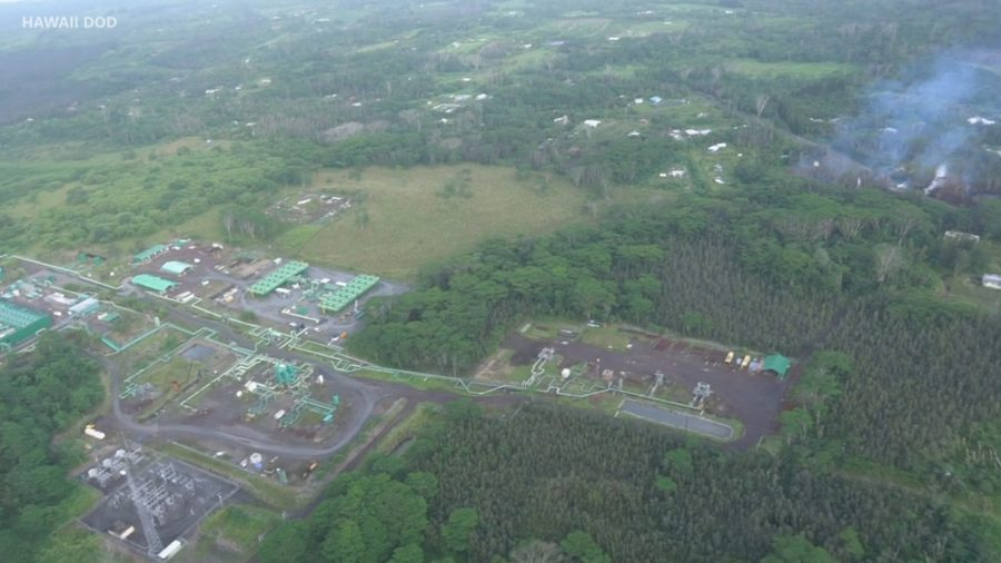 Removal Of Pentane From Puna Geothermal Completed
