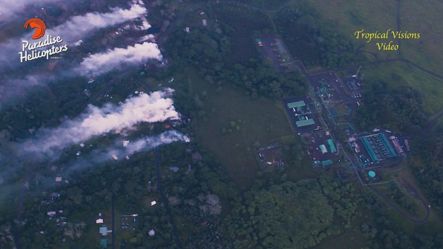 VIDEO: Effort Underway To Kill Puna Geothermal Wells