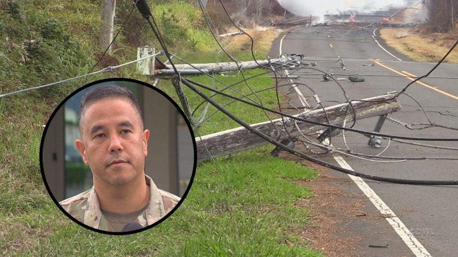 VIDEO: Dual-Status Command Established For Eruption Response