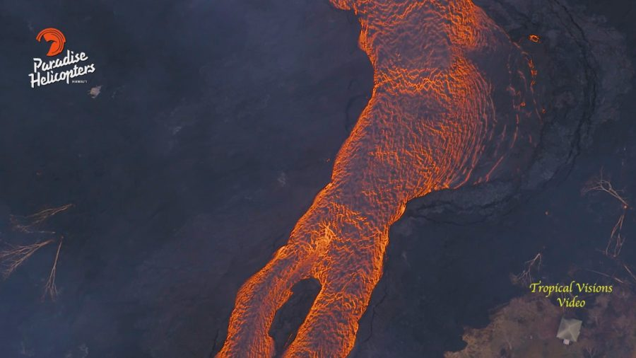 VIDEO: Scientist Gives Volcano Eruption Update