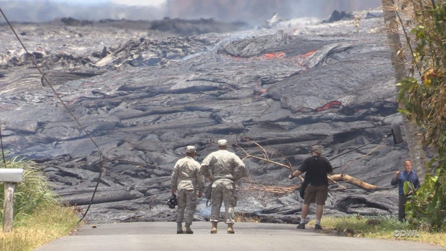 VIDEO: 6 pm Eruption Update – New Lava Ocean Entry Expected Tonight
