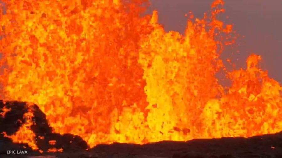 VIDEO: Scientist Gives Puna Eruption Presentation
