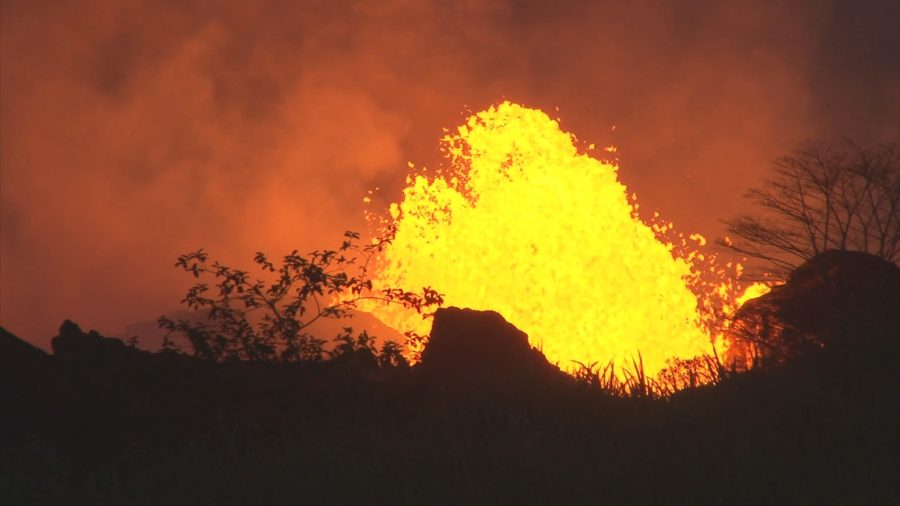 VIDEO: USGS Details Fissures, Lava Flows In Conference Call