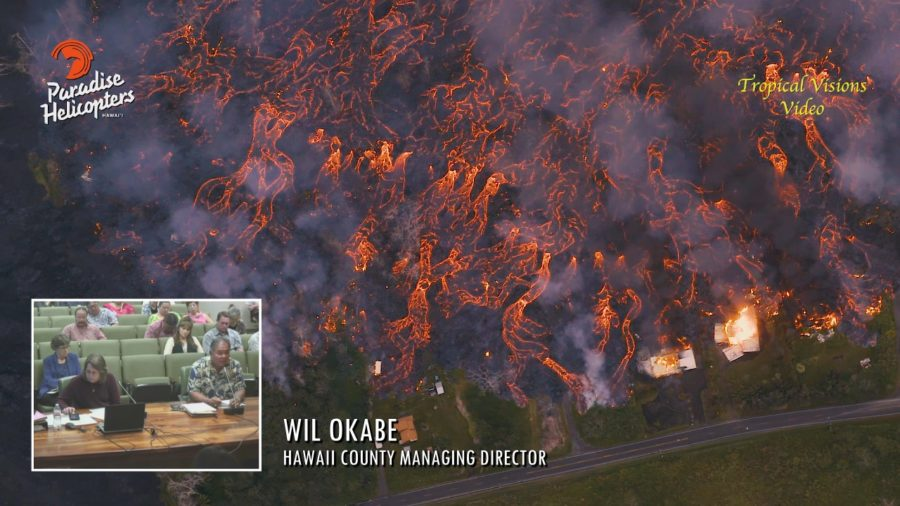 VIDEO: County Struggles To Fund Eruption Response, Balance Budget