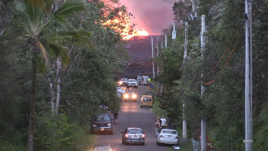7 am Eruption Update – A Destructive Night In Leilani Estates