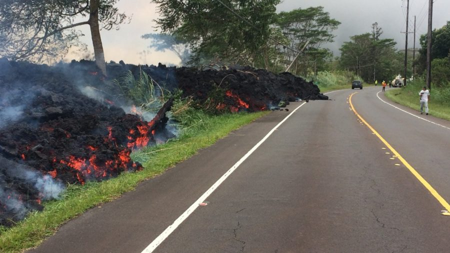 VIDEO: Eruption Meeting – Puna Highways & Escape Routes