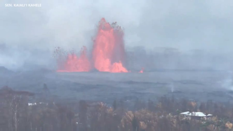 VIDEO: 1 pm Eruption Update – 11 am Conference Call