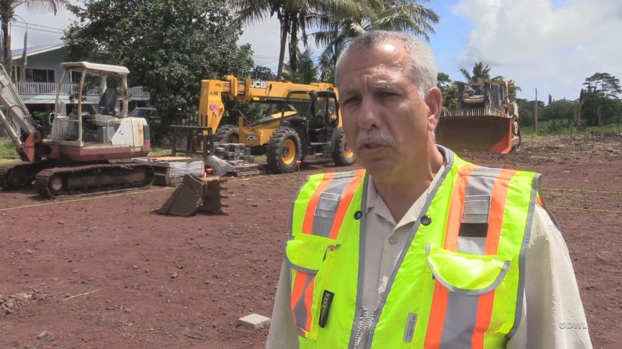 VIDEO: Micro-Units To Be Built In Pahoa For Lava Evacuees