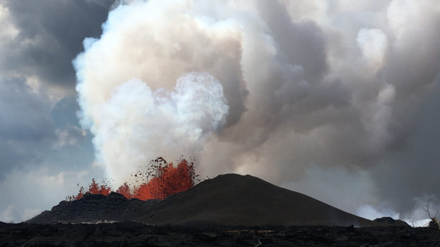 Eruption Digest For June 7: Air Quality Concerns
