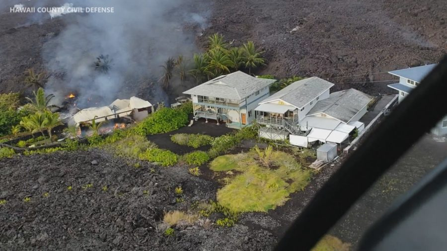 VIDEO: 1 pm Eruption Update – Curfew Lifted For Parts Of Leilani Estates