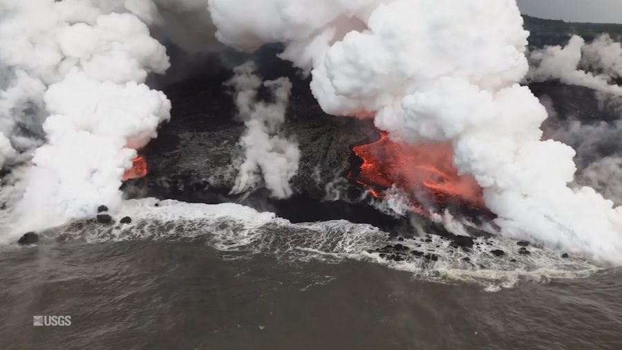 VIDEO: 3 pm Eruption Update – Chemical Analysis, UH Says No Falling Gems