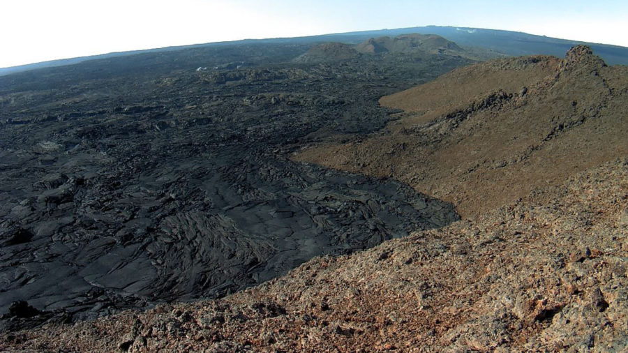 New Volcanic Activity Notice: Mauna Loa Alert Level Downgraded