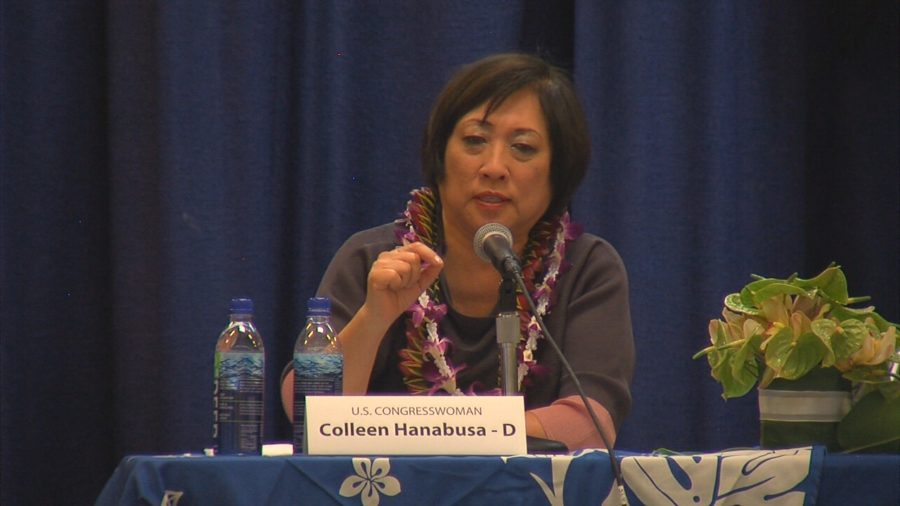 Colleen Hanabusa Calls For Action Before Puna Vote