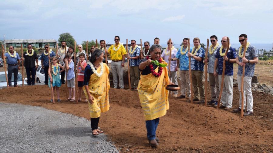 Niumalu Marketplace Breaks Ground in Kailua-Kona