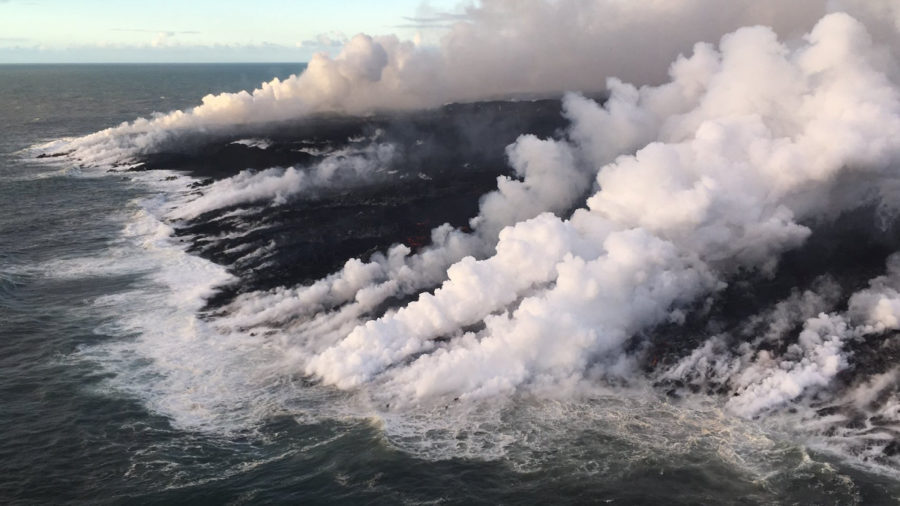 7 pm Eruption Update – Two More Structures Destroyed In Kapoho