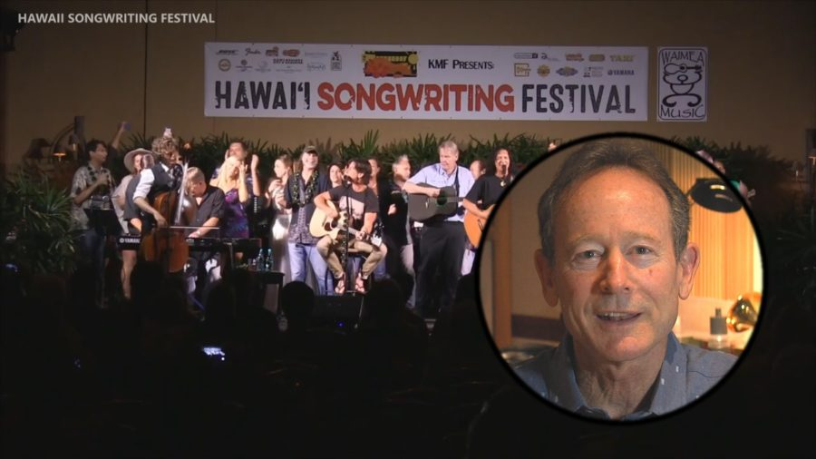 "VIDEO: Hawaii Songwriting Festival To Feature ""Hit Makers"" Concert"