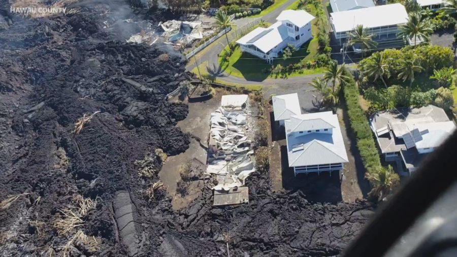 VIDEO: 7 am Eruption Update – Kapoho Still Off Limits