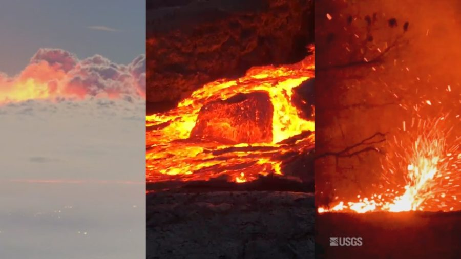 VIDEO: Fissure Whirlwind, Lava Boats & Volcanic Thunderstorms Explained