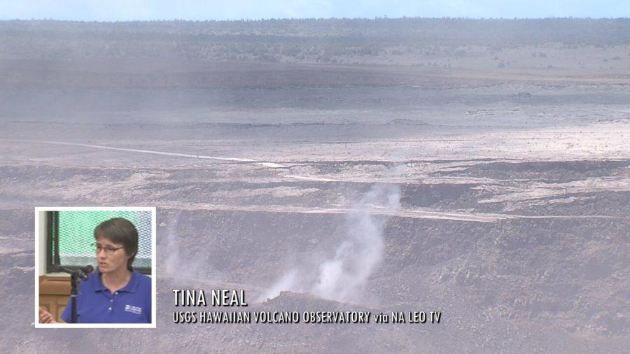 VIDEO: Volcano Village Learns Of Future Summit Eruption Scenarios