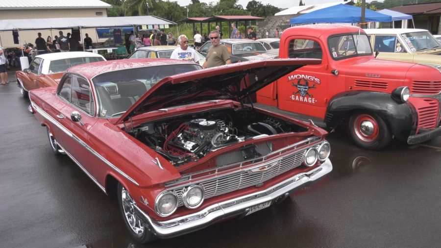Hawaii CC Auto Show Revs Up In Hilo