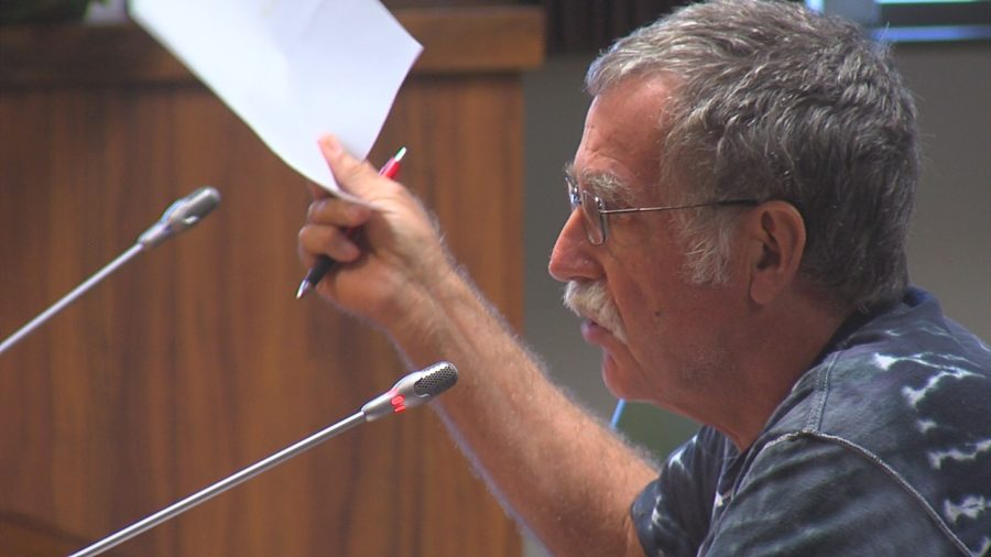 "VIDEO: Letter Deeming Leilani Homes ""Uninhabitable"" Discussed"