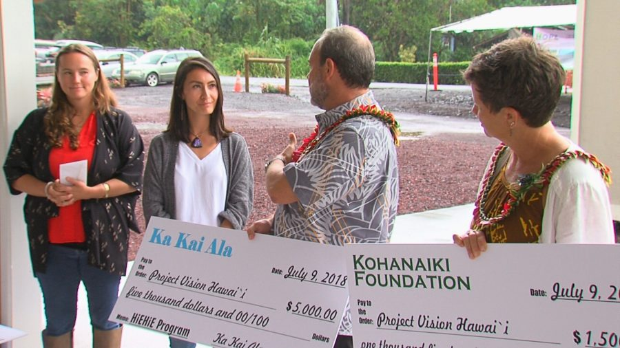 VIDEO: $70,000 Raised For Mobile Shower Trailers In Puna