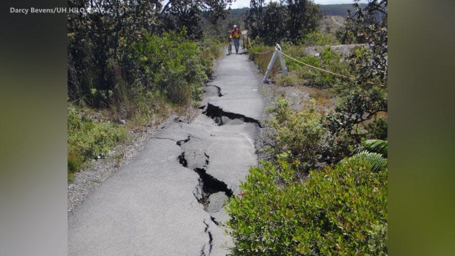 VIDEO: Hawaii Volcanoes National Park Closure Update