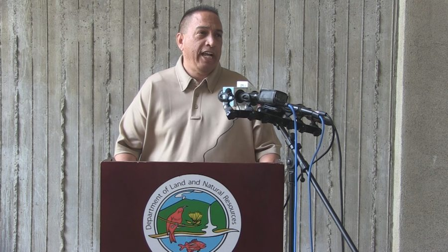 VIDEO: DLNR Holds Press Conference On Lava Boat Incident