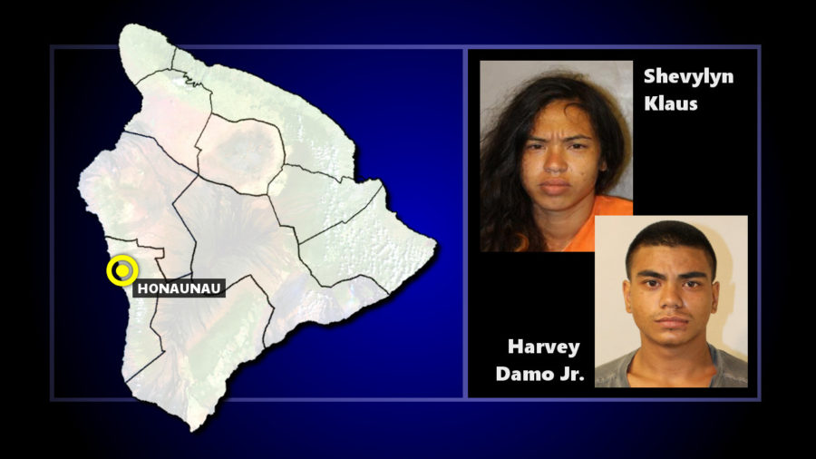 Police Detail Activity In Keauhou, Honaunau That Led To 2 Arrests