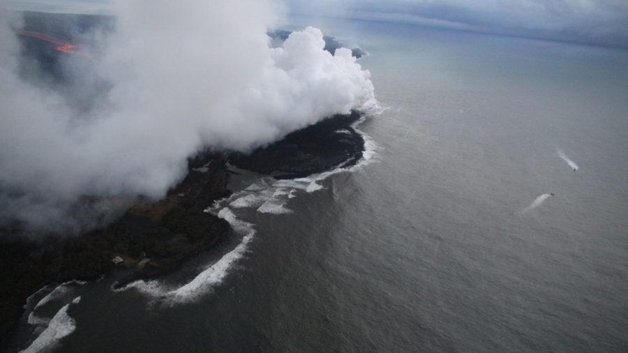 7 am Eruption Update for Saturday, July 21