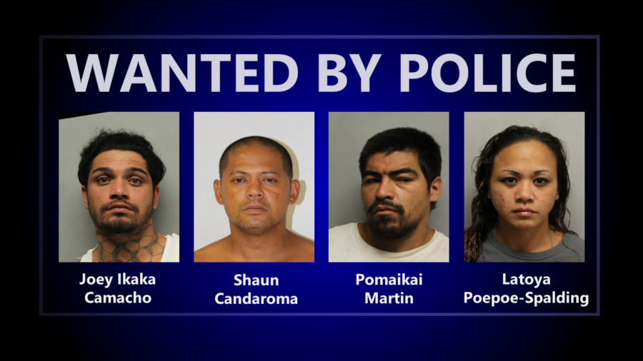 Police: Four More Wanted After Officer Shootings