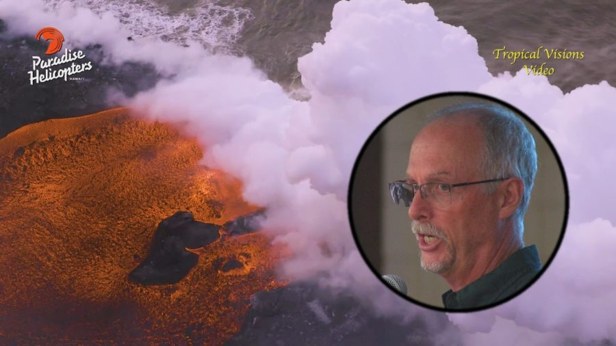 "VIDEO: USGS Presents Update On Kilauea Eruption, ""Lavasheds"" Map"