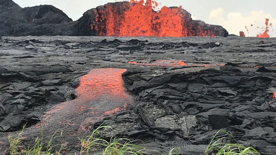 VOLCANO WATCH: Geochemical Detectives Find Eruption Answers