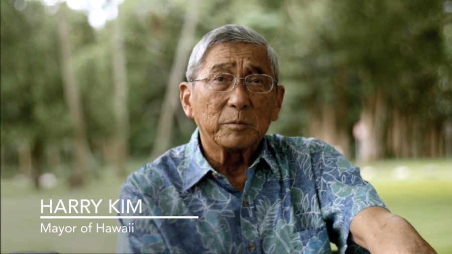 Ige's New Campaign Ad Features Endorsement From Mayor Kim
