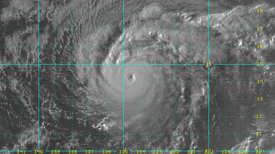 Hector Now Category 4 Hurricane, Hawaii Urged To Have Plans In Place