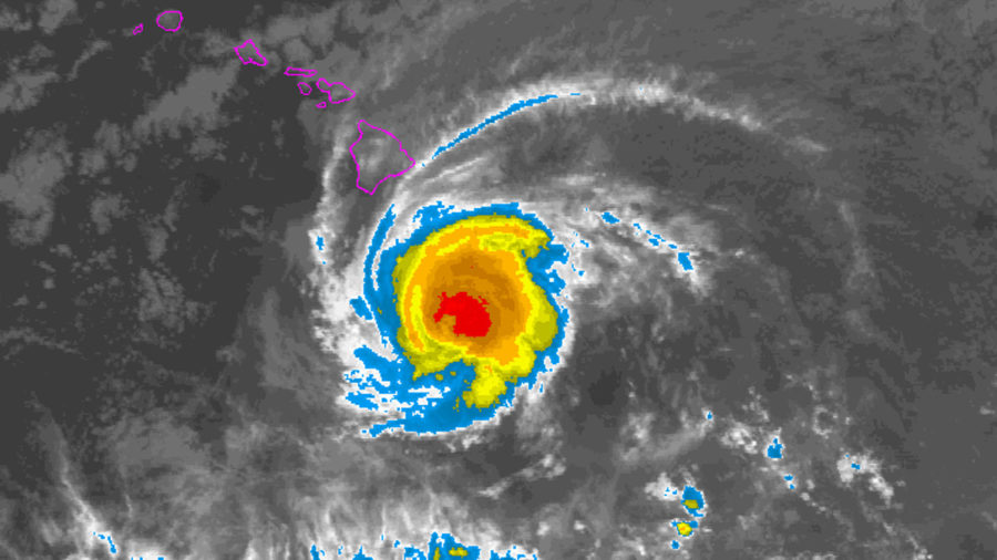 VIDEO: Hurricane Hector Update, Tropical Storm Warning Still In Effect