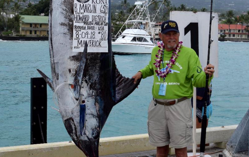 VIDEO: Hawaiian International Billfish Tournament In Kona