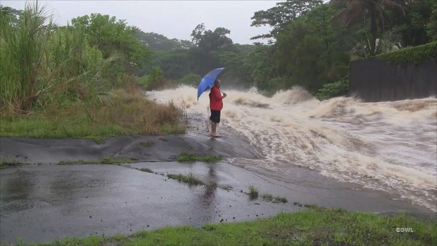 VIDEO: Hurricane Lane – Flash Flood Dangers Continue For Hawaii