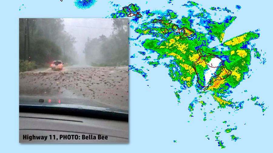 After Lane, Widespread Flooding Reported Across East Hawaii