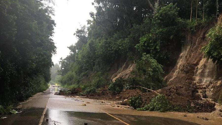 Hurricane Lane Big Island Impacts Update – 2 pm