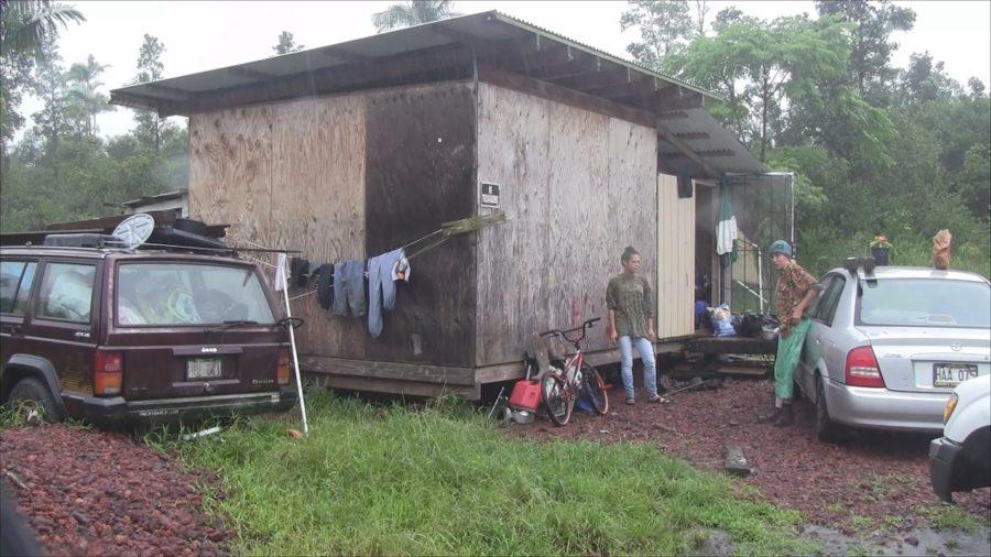 VIDEO: Flash Flooding Frightens Hawaiian Acres Residents